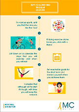 Keys to achieving regular exercise (Abre una ventana nueva)